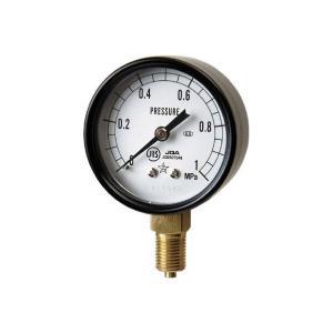右下精器製造 一般圧力計 G211-111-V-4MP [G211111V4MP]