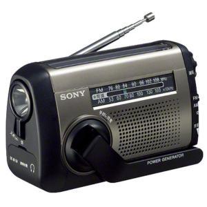SONY FM/AMポータブルラジオ シルバー...の関連商品5