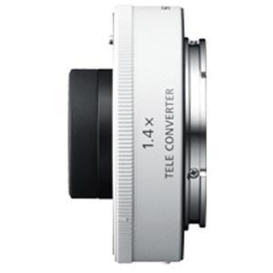 レンズの焦点距離を1.4倍に伸ばす高性能テレコンバーター。
