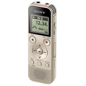 SONY ステレオICレコーダー(4GB) ゴ...の関連商品3