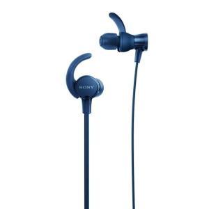 スポーツシーンでも音楽を存分に楽しめる。こだわりの重低音と防水性能。