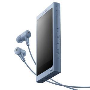 SONY デジタルオーディオプレーヤー(16GB) ムーンリ...