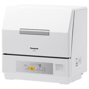 パナソニック 食器洗い乾燥機 ホワイト NP-TCR4-W [NPTCR4W]