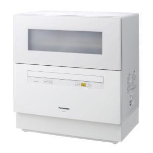 パナソニック 食器洗い乾燥機 ホワイト NP-TH1-W [...