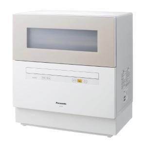 パナソニック 食器洗い乾燥機 ベージュ NP-TH1-C [...