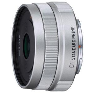 PENTAX 標準単焦点レンズ シルバー 01STANDARDPRIME [01STANDARDPRIME]