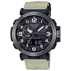 カシオ ソーラー電波腕時計 PRW-6600YBE-5JR [PRW6600YBE5JR]
