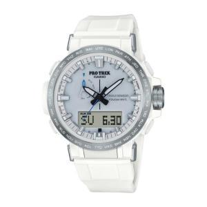 カシオ ソーラー電波腕時計 PRW-60-7AJF [PRW607AJF]