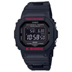 カシオ ソーラー電波腕時計 ブラック GW-B...の関連商品7