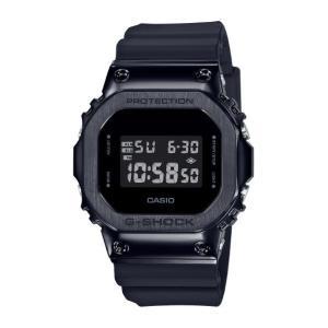 カシオ 腕時計 ブラック GM-5600B-1JF [GM5600B1JF]|edioncom