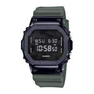 カシオ 腕時計 カーキ GM-5600B-3JF [GM5600B3JF]|edioncom