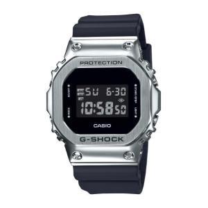 カシオ 腕時計 シルバー GM-5600-1JF [GM56001JF]|edioncom
