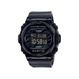 カシオ 腕時計 ブラック BGD-570XG-8JR [BGD570XG8JR]|edioncom