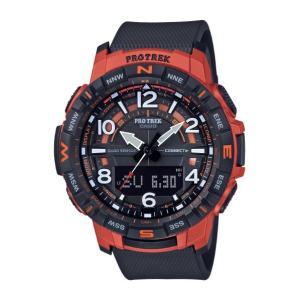 カシオ 腕時計 オレンジ PRT-B50-4JF [PRTB504JF]|edioncom
