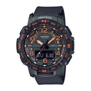 カシオ 腕時計 カーキ PRT-B50FE-3JR [PRTB50FE3JR]|edioncom