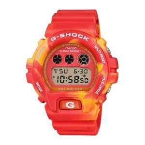 カシオ 腕時計 オレンジ DW-6900TAL-4JR [DW6900TAL4JR]|edioncom