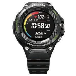 カシオ 腕時計 ブラック WSD-F21HR-BK [WSDF21HRBK]|edioncom