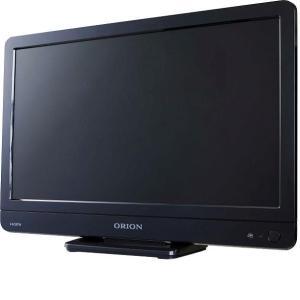 オリオン 16V型ハイビジョン液晶テレビ ブラック DMX161-B1 [DMX161B1]|edioncom