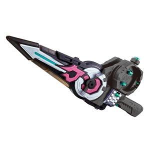 『仮面ライダージオウ』より、仮面ライダージオウが使用する「字換銃剣DXジカンギレード」が登場!