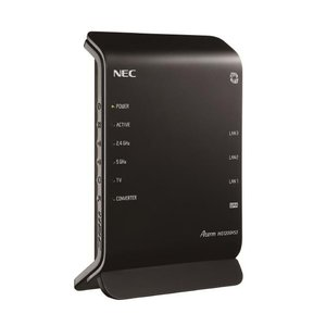 11ac 867+300Mbps 無線LANルーター。