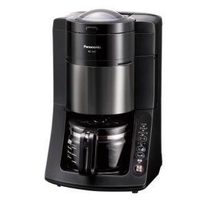 パナソニック コーヒーメーカー ブラック NC-A57-K [NCA57K]