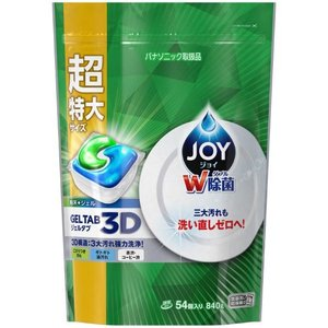 パナソニック 食器洗い乾燥機専用洗剤 ジョイ ジェルタブ N-JG54A [NJG54A]