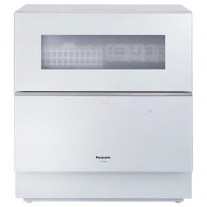 パナソニック 食器洗い乾燥機 ホワイト NP-TZ300-W [NPTZ300W]