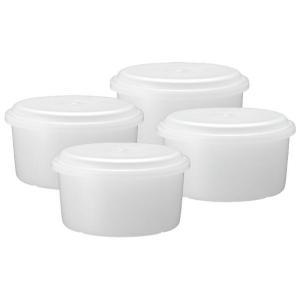 ドウシシャ 製氷カップM(4個セット) HS18M [HS18M]