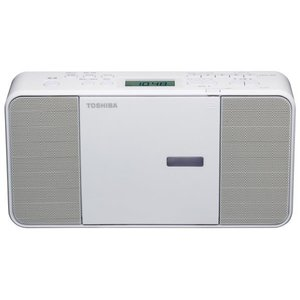 東芝 CDラジオ ホワイト TY-C250(W...の関連商品6