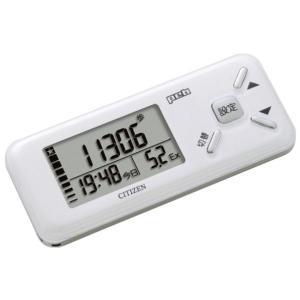 シチズン デジタル歩数計 ホワイト TW610-WH [TW610WH] edioncom
