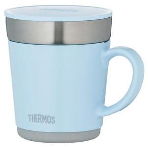 【保温・保冷】結露しない、魔法瓶構造のマグカップ。