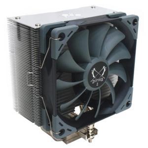サイズオリジナル設計サイドフロー型CPUクーラー。 従来モデルに改良を加え、取り扱い易さが大幅に向上...