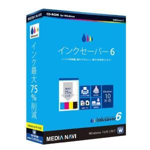 メディア・ナビゲーション InkSaver 6 INKSAVER6WC [INKSAVER6WC]