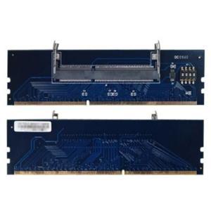 変換名人 SODIMM→DIMM DDR3用 RAMアダプタ DDR3-SO [DDR3SO]