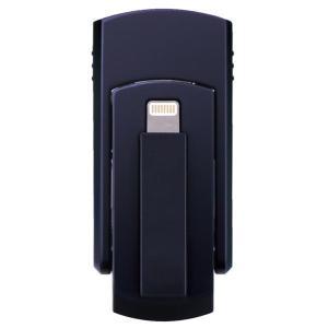 MSソリューションズ Lightningコネクタ搭載SDカードリーダーライター ブラック LP-LNRW02BK [LPLNRW02BK]