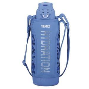 サーモス 真空断熱スポーツボトル(1.0L) アッシュブルー FFZ-1000F ASB [FFZ1000FASB]