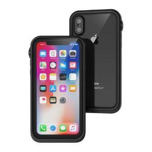 トリニティ iPhone X用完全防水ケース ブラック CT-WPIP178-BK [CTWPIP178BK]|edioncom