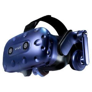 最高のVR体験への要求に応えるプロ仕様のVR。VIVE Proは次世代のルームスケールVRを実現しま...