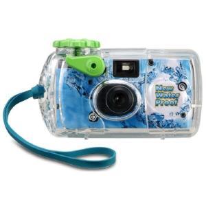 水深10mまでの水中写真が手軽に楽しめる。