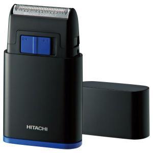 日立 乾電池式シェーバー ブラック BM-S10B [BMS10B]|edioncom