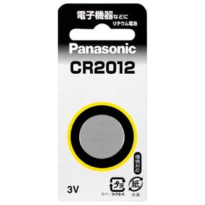 パナソニック コイン型リチウム電池 CR201...の関連商品9
