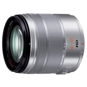 パナソニック デジタル一眼カメラ用交換レンズ シルバー H-FS14140-S [HFS14140S]