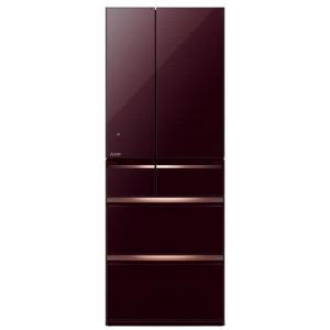 三菱 600L 6ドアノンフロン冷蔵庫 クリ...の関連商品10