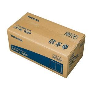 東芝 単2形アルカリ乾電池 100本入り LR14L 100P [LR14L100P]|edioncom