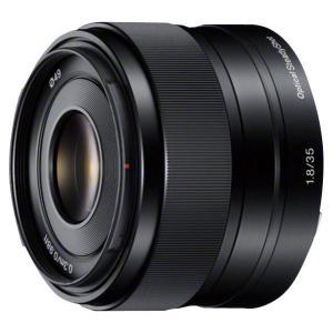 デジタル一眼カメラ「α」(Eマウント)用レンズ。