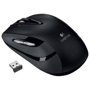 ロジクール ワイヤレスマウス ブラックダークナイト M546BD [M546BD]
