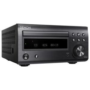 DENON CDレシーバー ブラック RCDM41K [RCDM41K]|edioncom