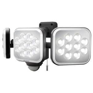 ムサシ LEDセンサーライト(12W×3灯) LED-AC3036 [LEDAC3036]