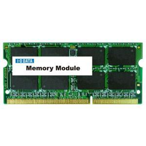 I/Oデータ 4GB PC3-10600対応メモ...の商品画像