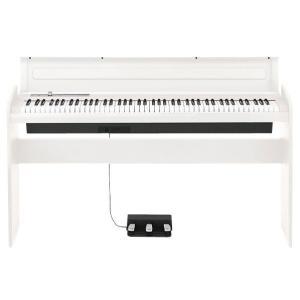 コルグ 電子ピアノ 白 LP-180-WH [LP180WH]